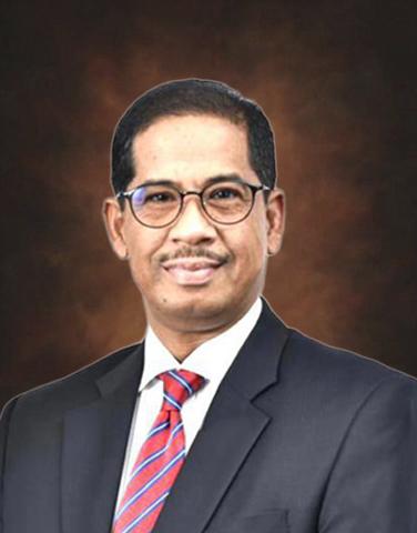 Dato Khairil potrait